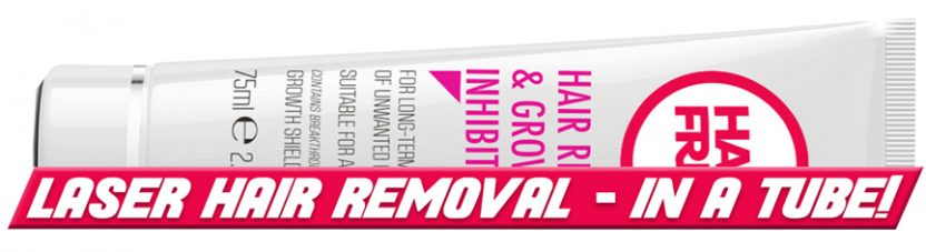 Hair Free Hair Remover - Permanently Remove Unwanted Hair-8708